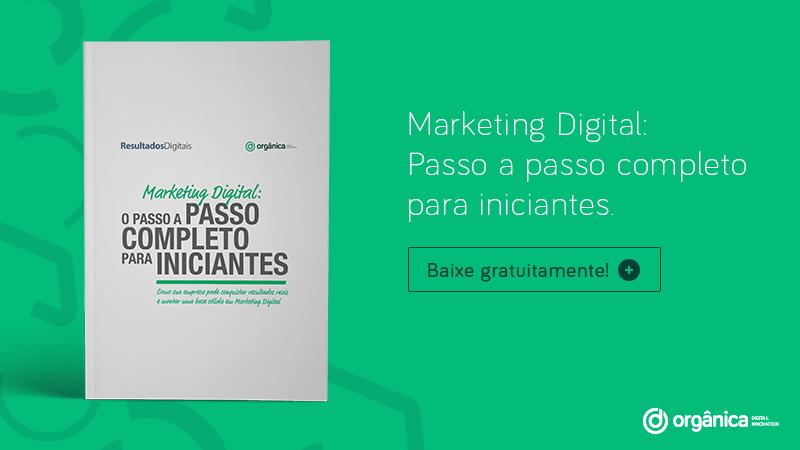 Passo a Passo Marketing Digital para Iniciantes