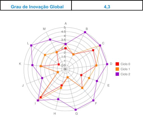 Diagnóstico inovação do Sebrae Programa ALI
